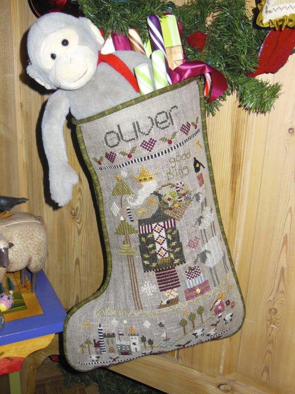 Oliver's Stocking