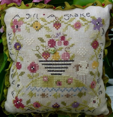 Eden's Lament Pin Cushion