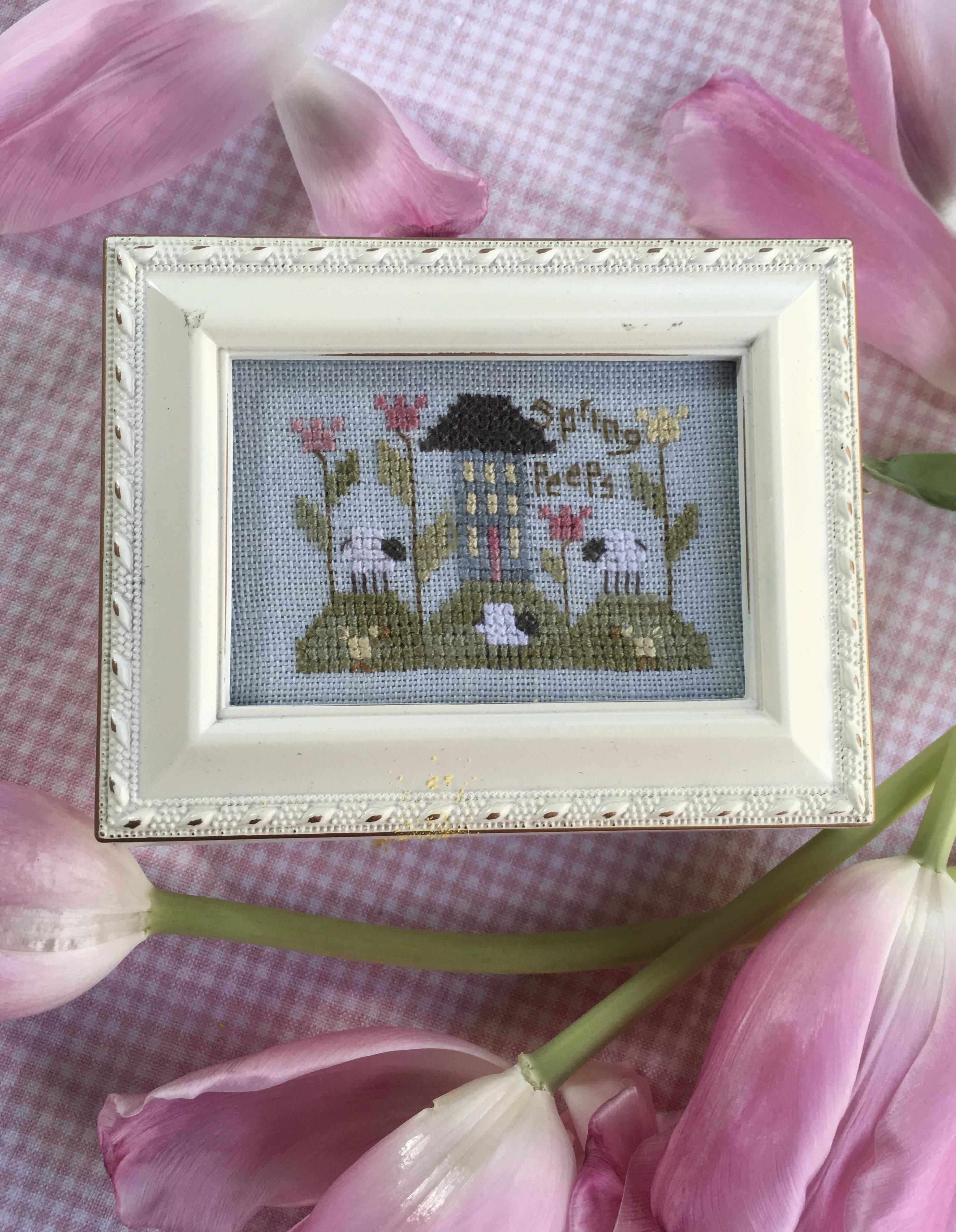 Spring Peeps Box
