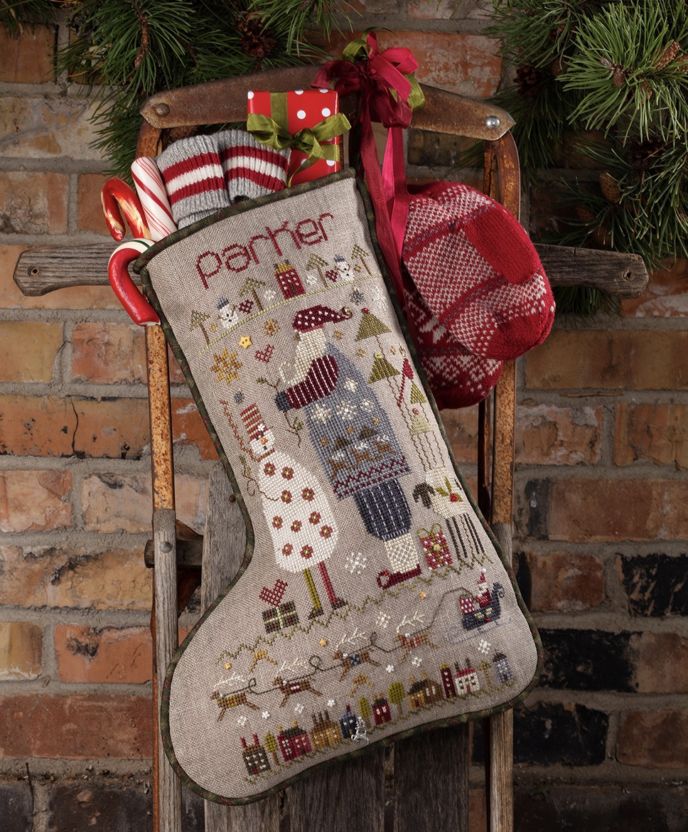 Parker's Stocking