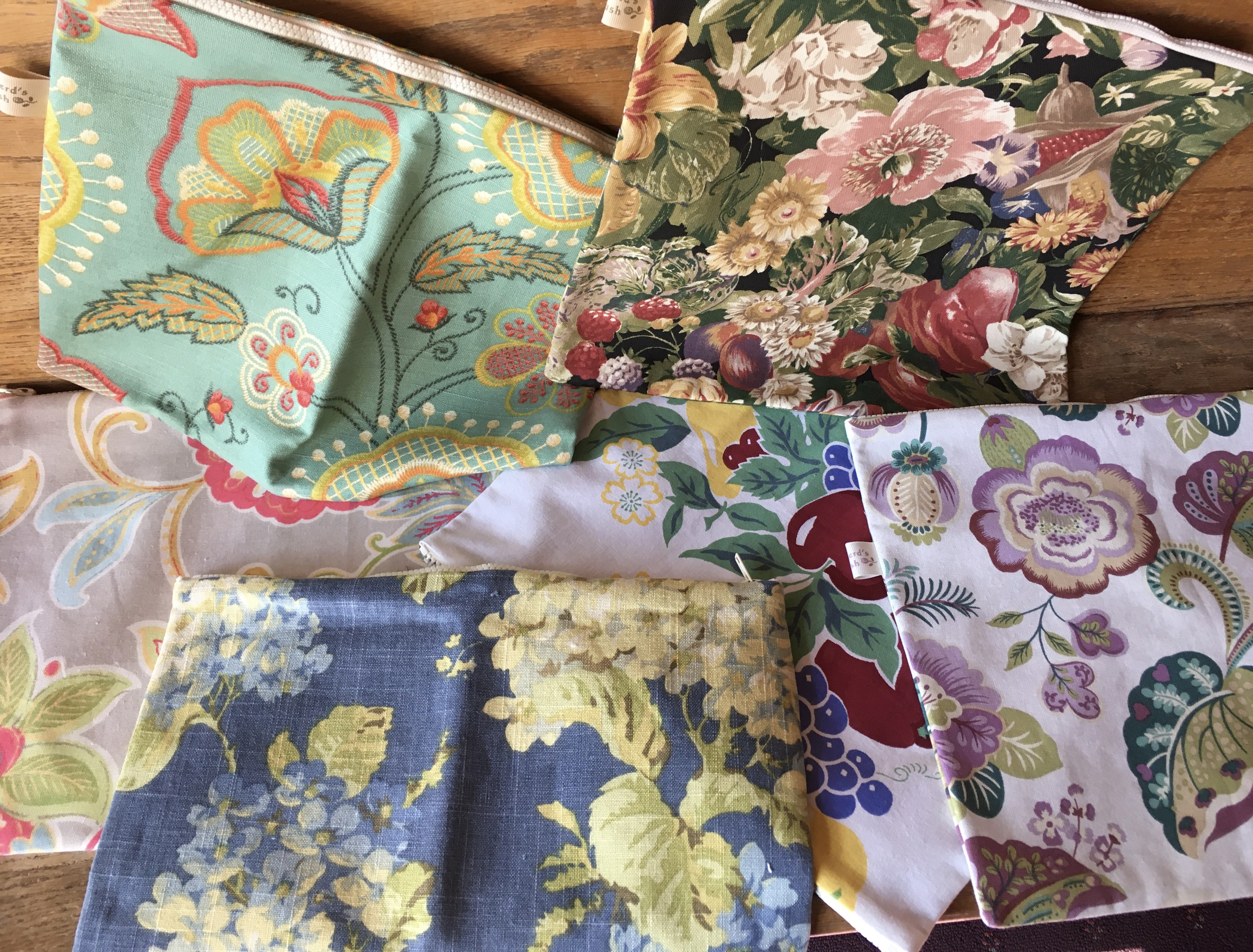 Shepherd's Bush Stitching Bags