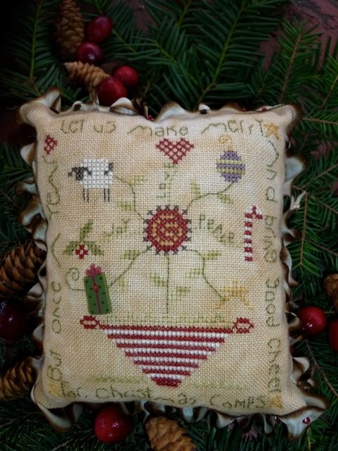 Good Cheer Pincushion Kit