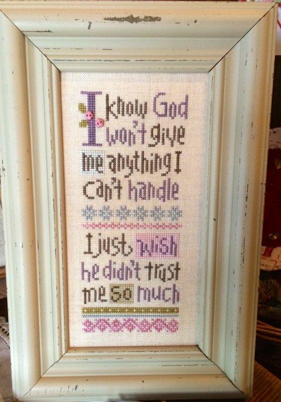 I Know God
