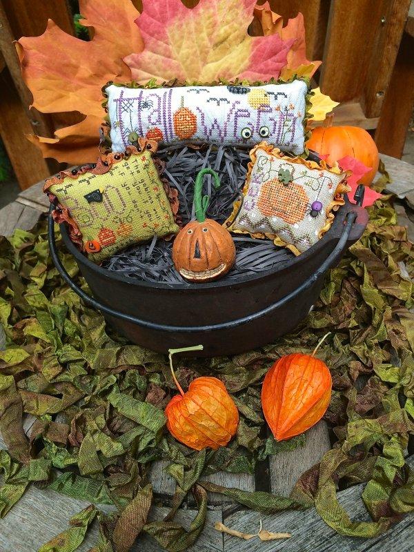 Halloween Trifles Leaflet