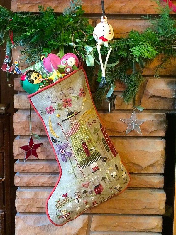 view large image lulas stocking
