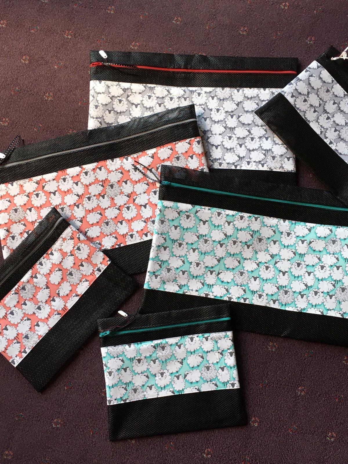 New Stitching Stitching Bags