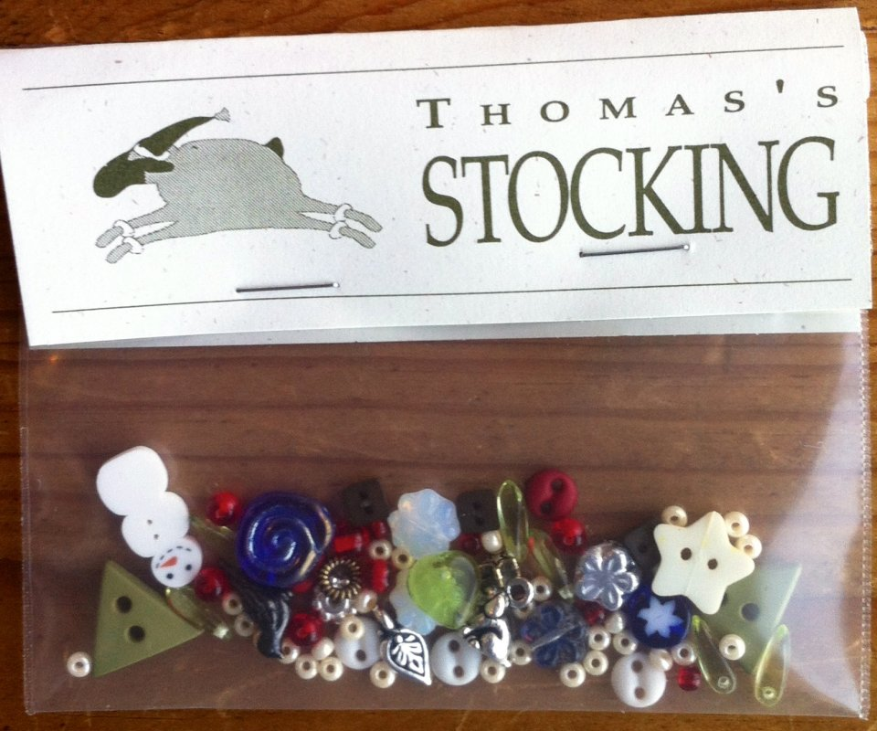 Thomas's Stocking Charms