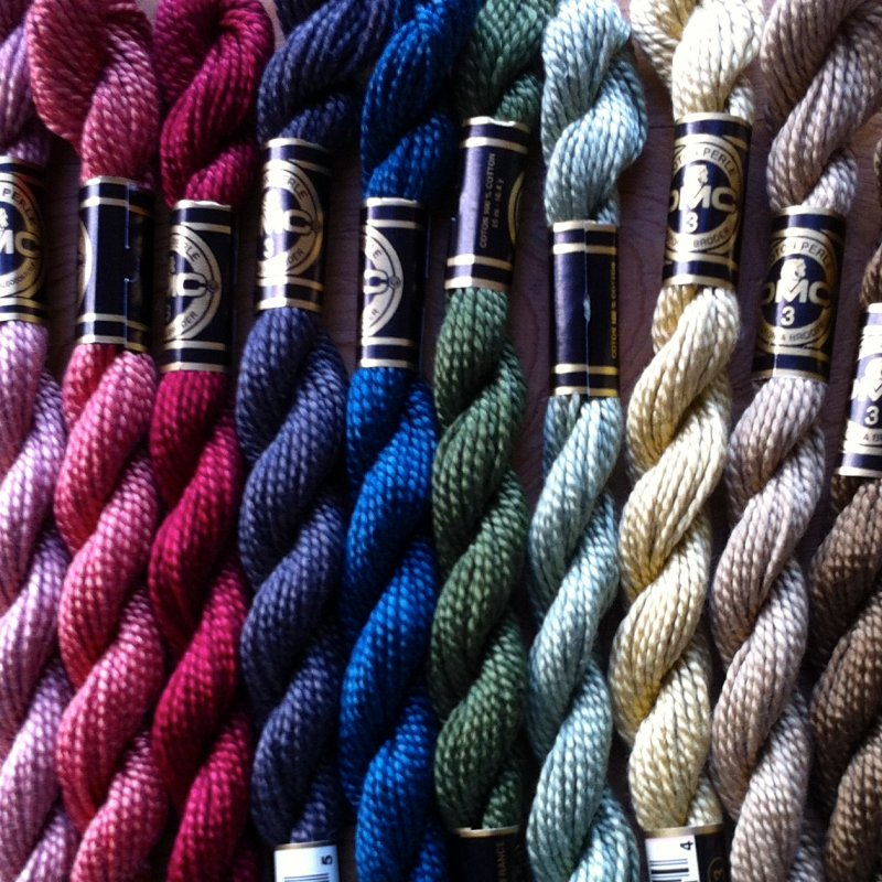 DMC Perl Cotton #5