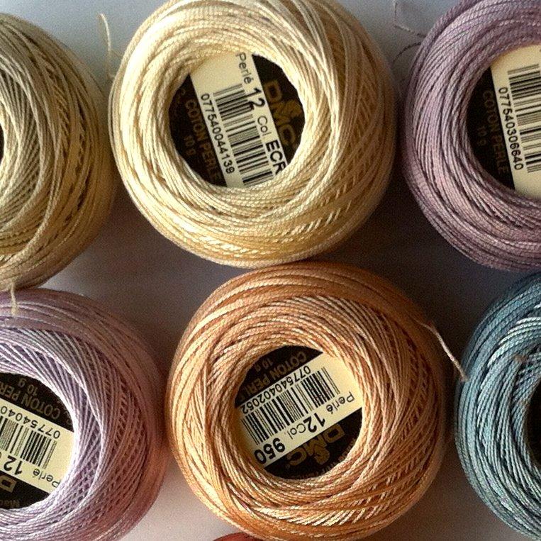 DMC Perl Cotton #12