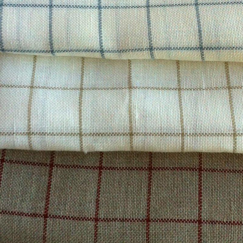 Newport linen (window pane)