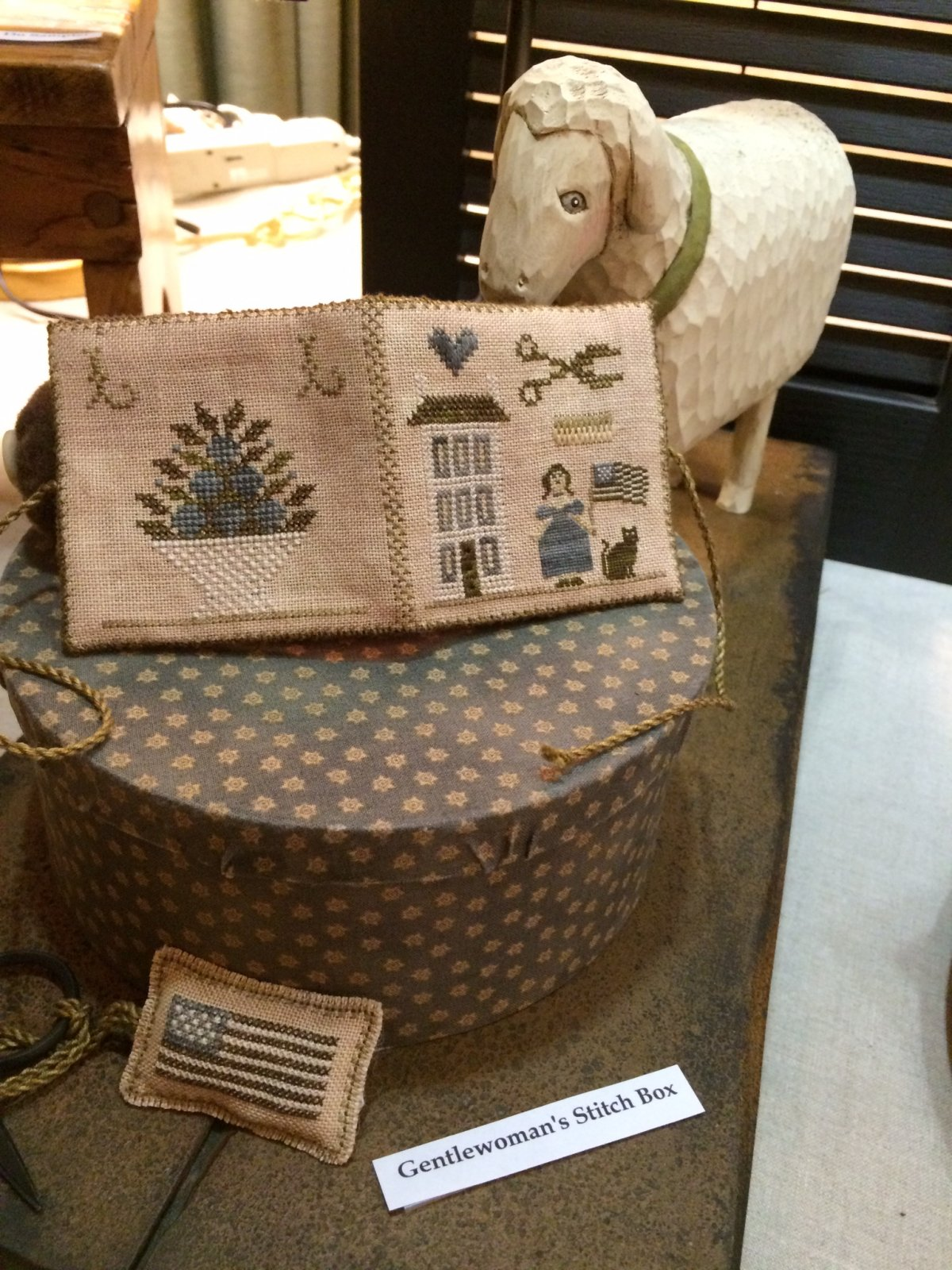 Gentlewoman's Stitch Box