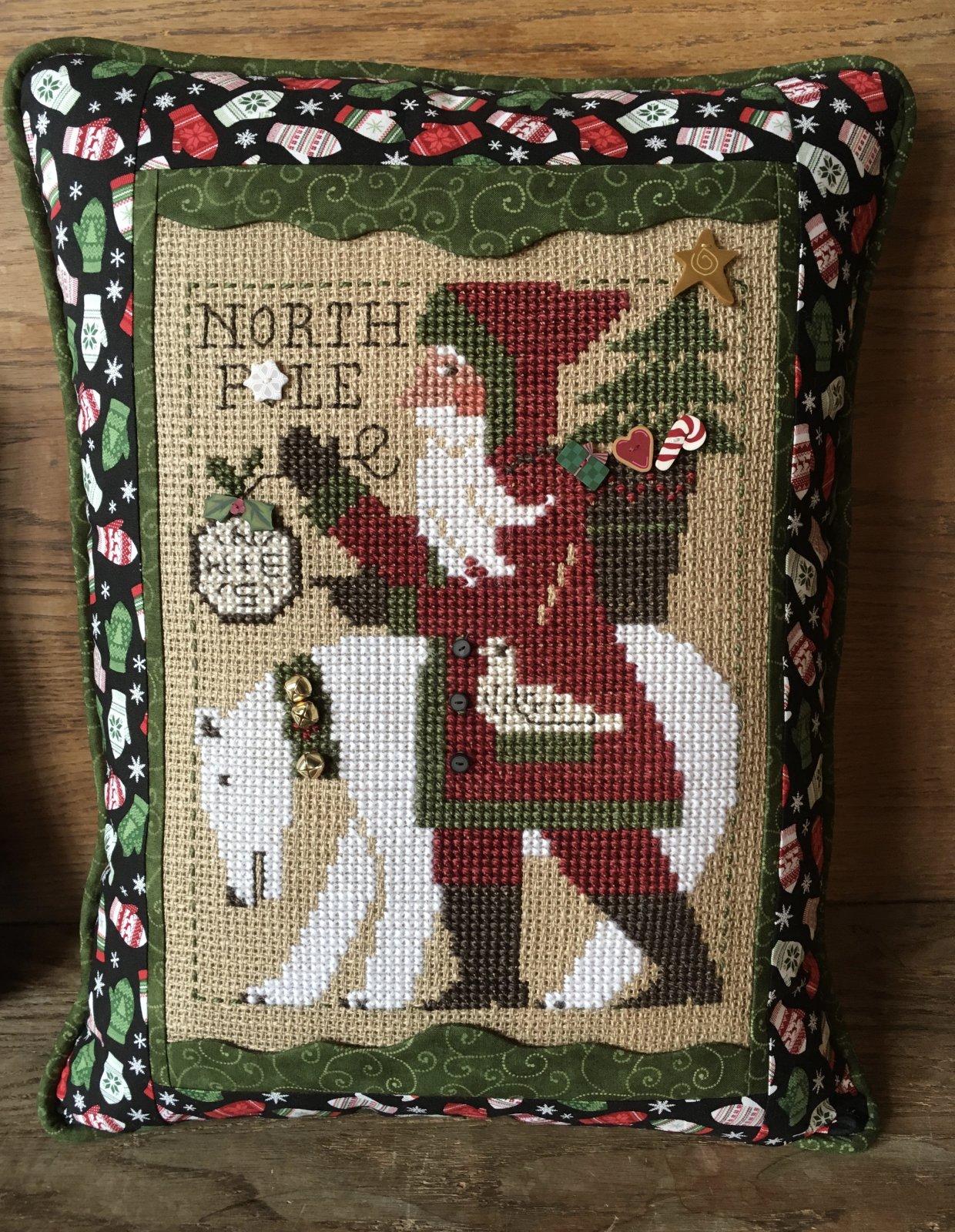 2017 Prairie Schooler Santa