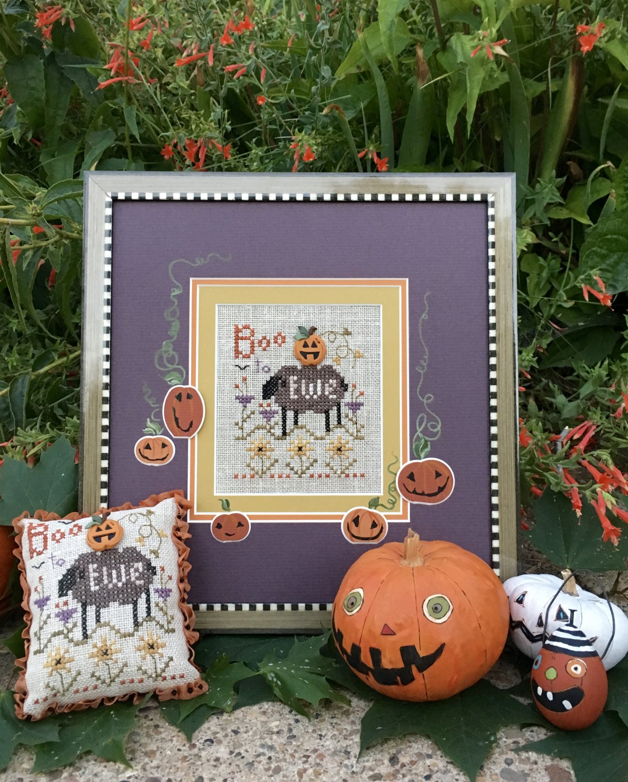 Boo To Ewe kit