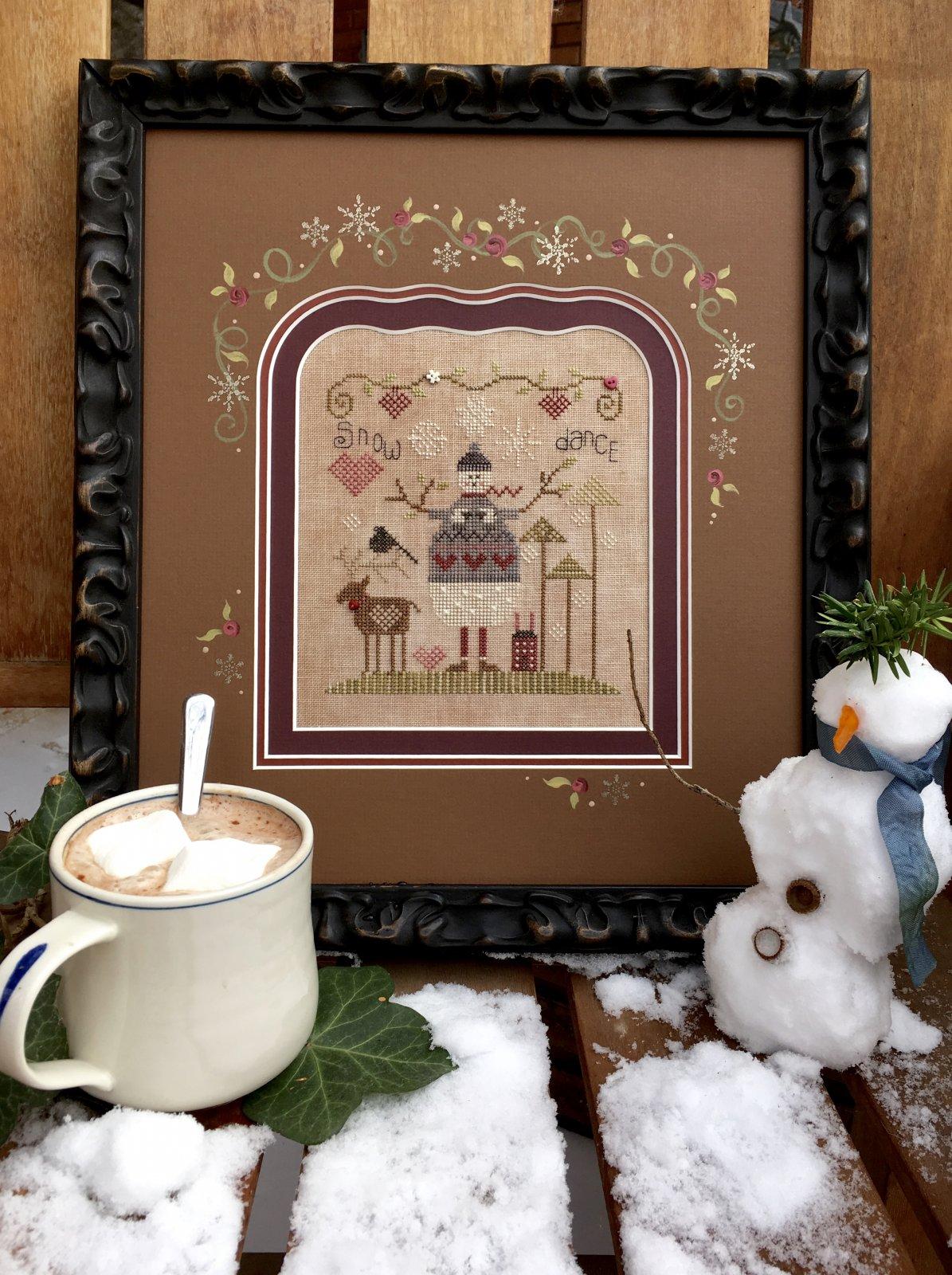 Chocolate Snowman