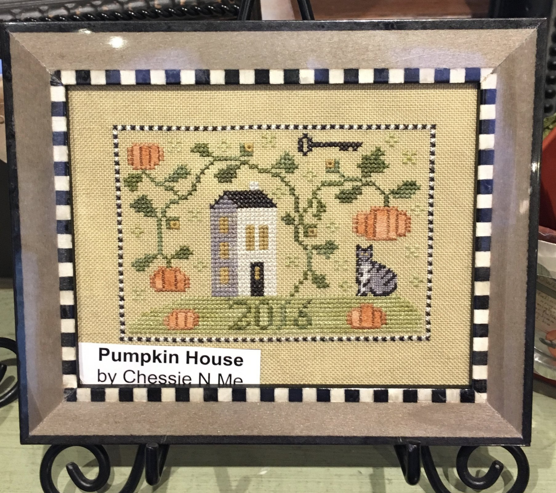 Pumpkin House Kit