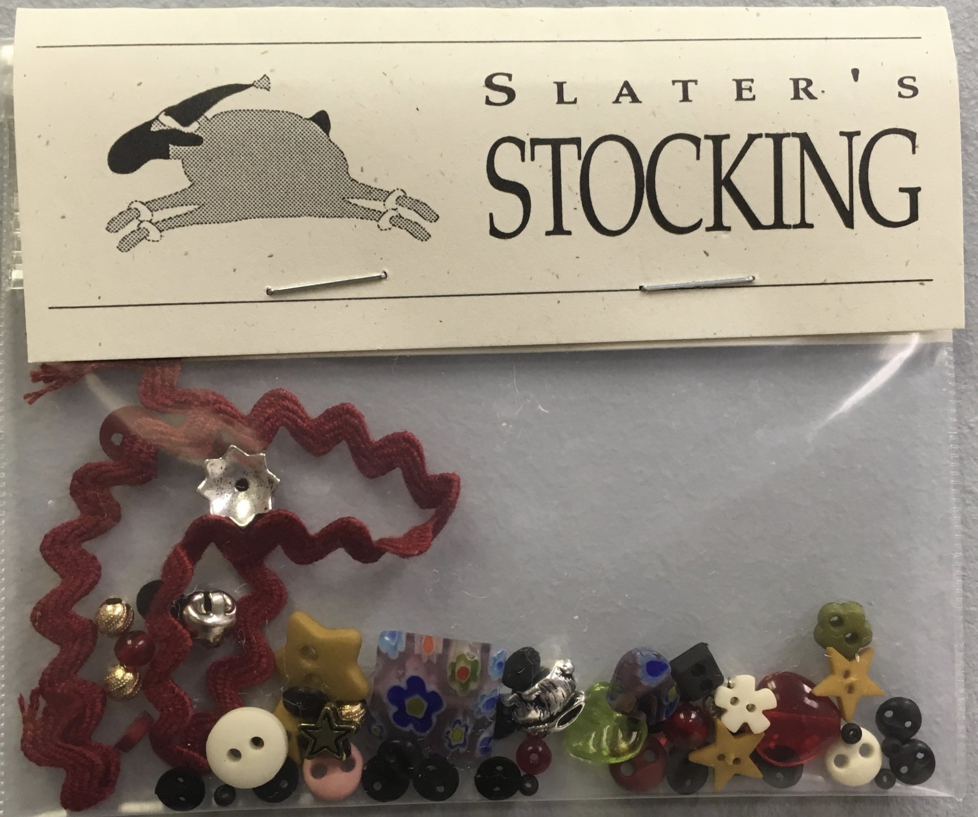 Slater's Stocking Charms