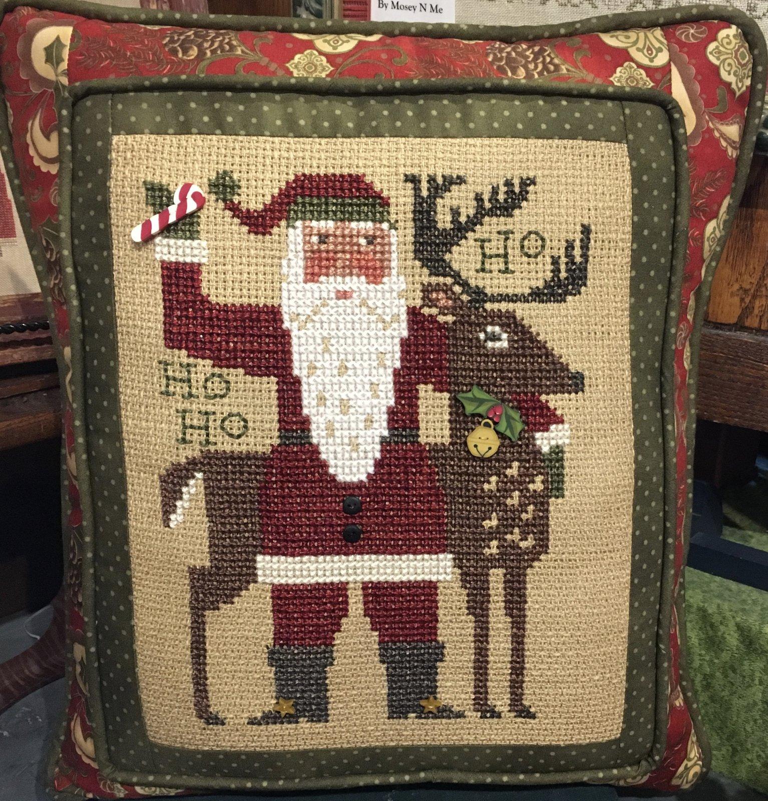 2016 Prairie Schooler Santa