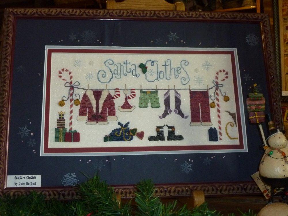 Santa' Clothes
