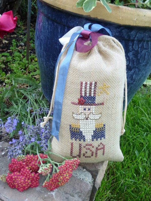 Uncle Sam Bag