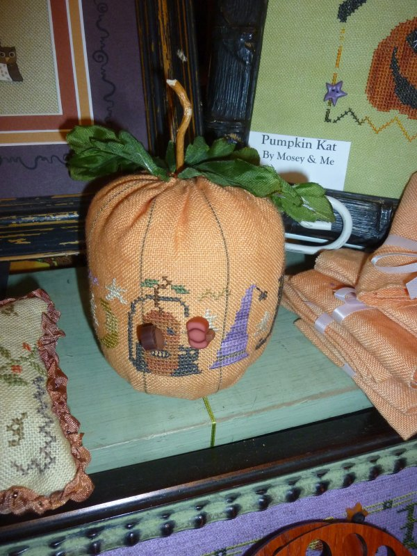 Sassy Pumpkin