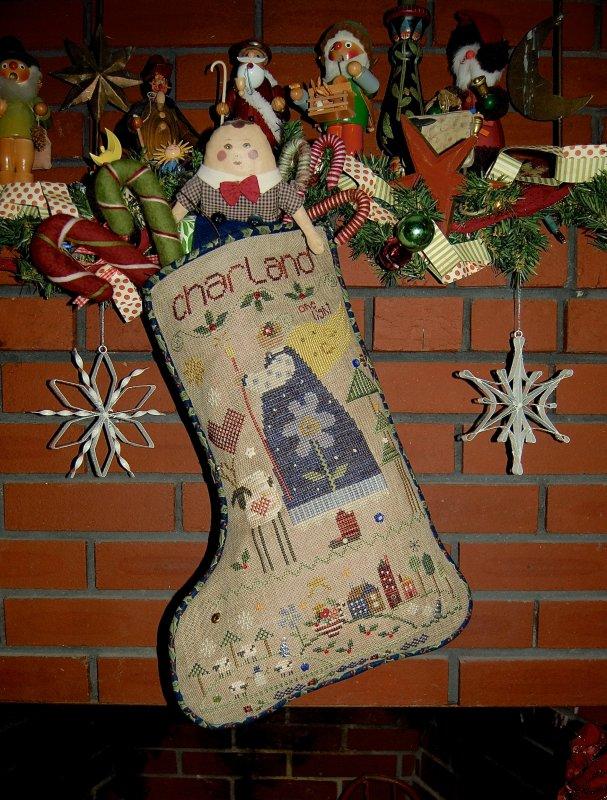 Charland's Stocking