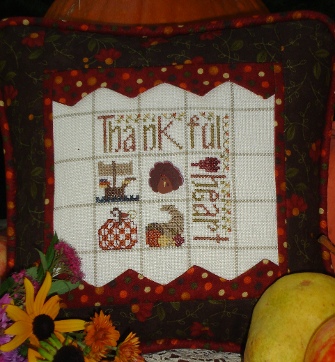 Thankful Heart Book