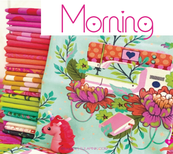 Tula Pink HomeMade - Morning Fat Quarter Bundle