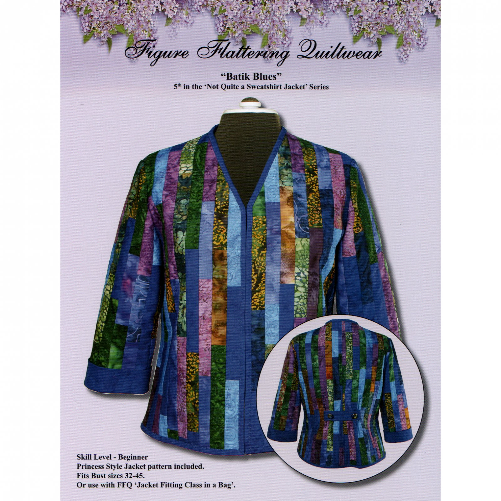Batik Blues   Petite - Plus sizes
