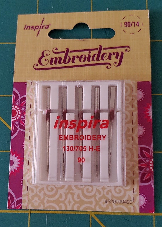 Machine Needles Embroidery 90