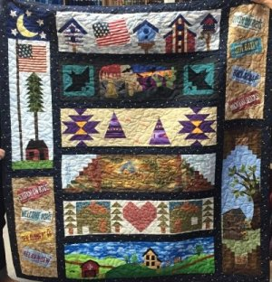 Arizona Row by Row Experience : sager creek quilt shop - Adamdwight.com