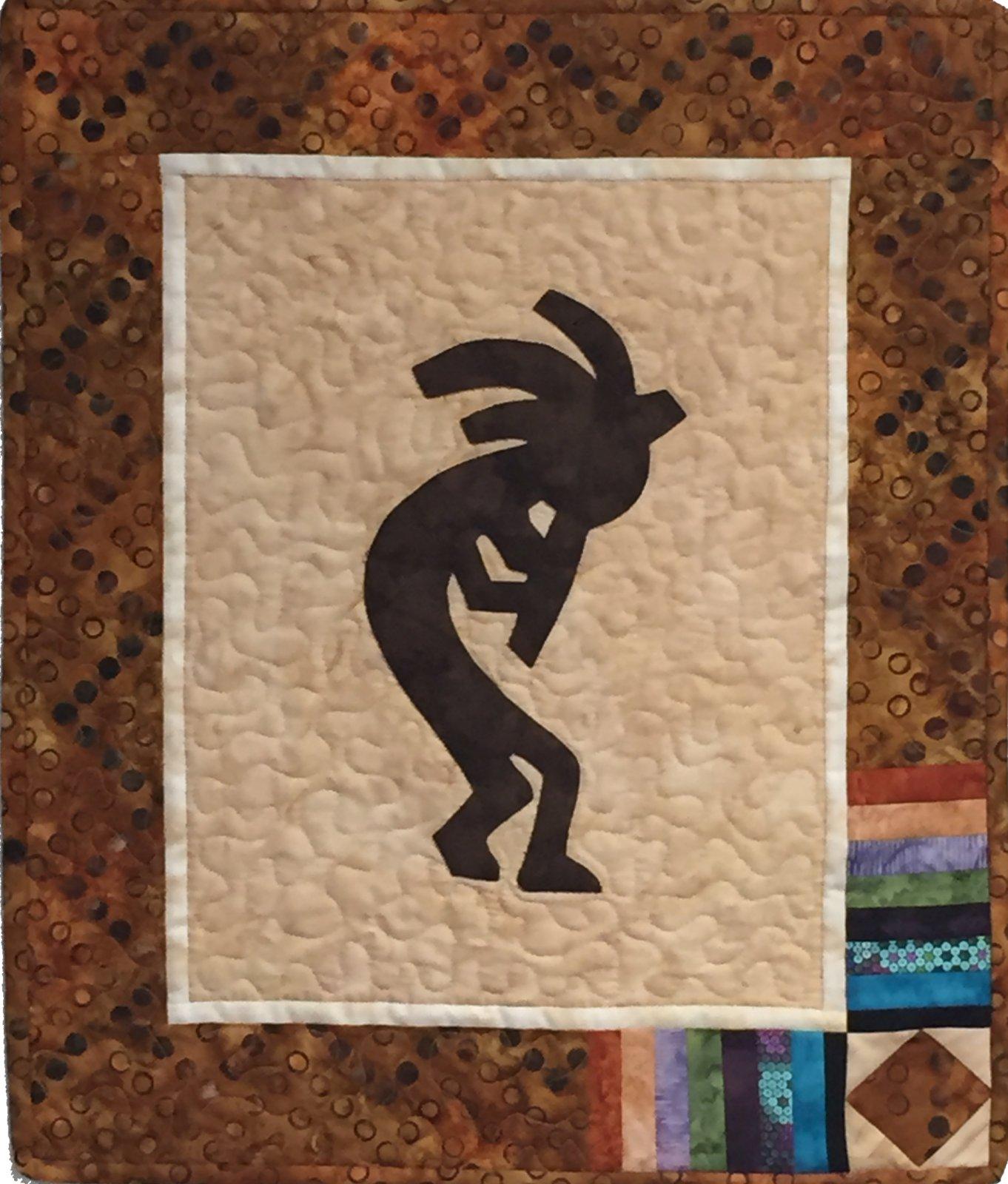 Kokopelli Quilt Kit : kokopelli quilt pattern - Adamdwight.com