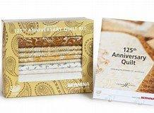 Bernina 125th Anniversary Quilt Kit
