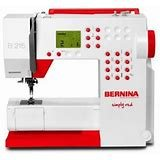 Bernina Simply Red #215