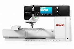 Bernina B580E Sewing & Embroidery Machine