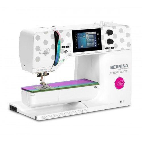 Bernina B570 QE SE Tula Pink Quilter's Edition
