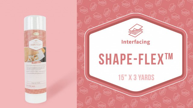 Babylock Shape-Flex Interfacing Stabilizer