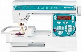 HV Scandinavia 300 Sewing & Embroidery Machine