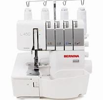 Bernina L450 Overlock Machine