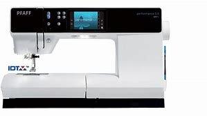 Pfaff Performance 5.0 Sewing Machine