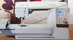 HV Designer Topaz 25 Sewing & Embroidery Machine