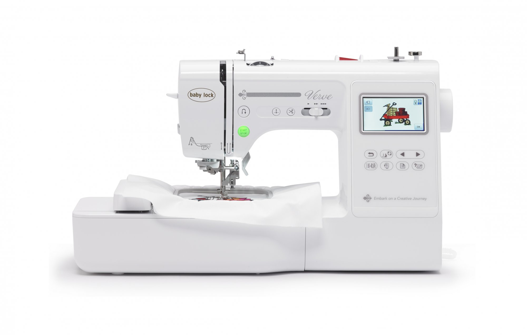 Babylock Verve Sewing & Embroidery Machine