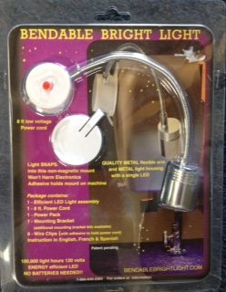Bendable Bright Light *original package design*
