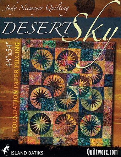 Desert Sky pattern by Judy Niemeyer