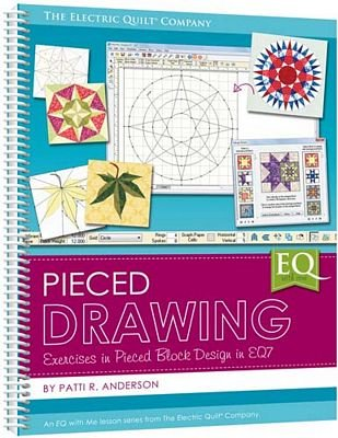 Pieced Drawing Exercises in Pieced Block Design in EQ7 EQ with Me