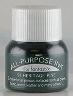 All Purpose Ink 1/2 oz bottle Tsukineko Heritage Pine # 94