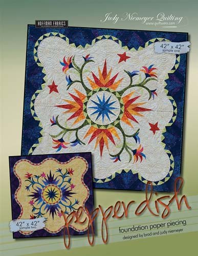 Pepperdish pattern by Judy Niemeyer