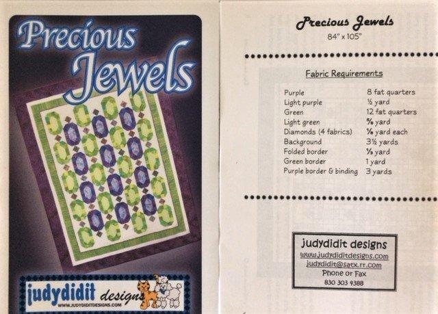 Precious Jewels by Judydidit Designs