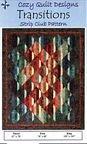 Transitions by Daniela Stout  A Cozy Quilt Design