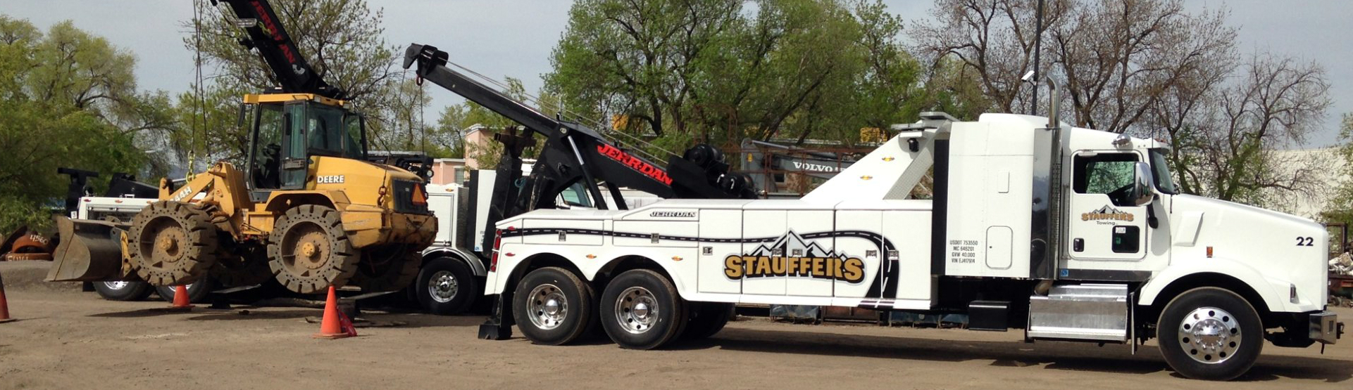 Towing and Recovery | Utah | Stauffer\'s Towing & Recovery