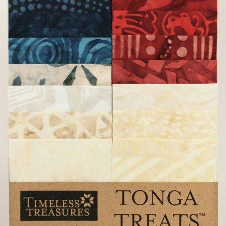 Tonga Treat Jr - United
